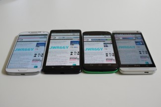 droid ultra display