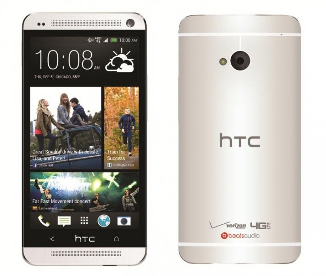verizon htc one