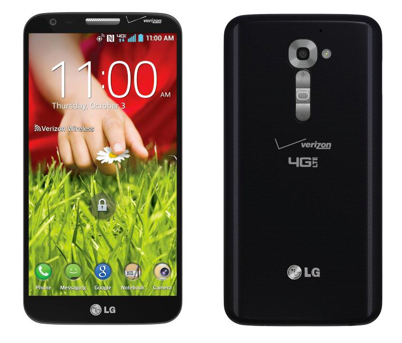 Verizon Confirms Plans to Carry LG G2, Posts First Picture of the ...