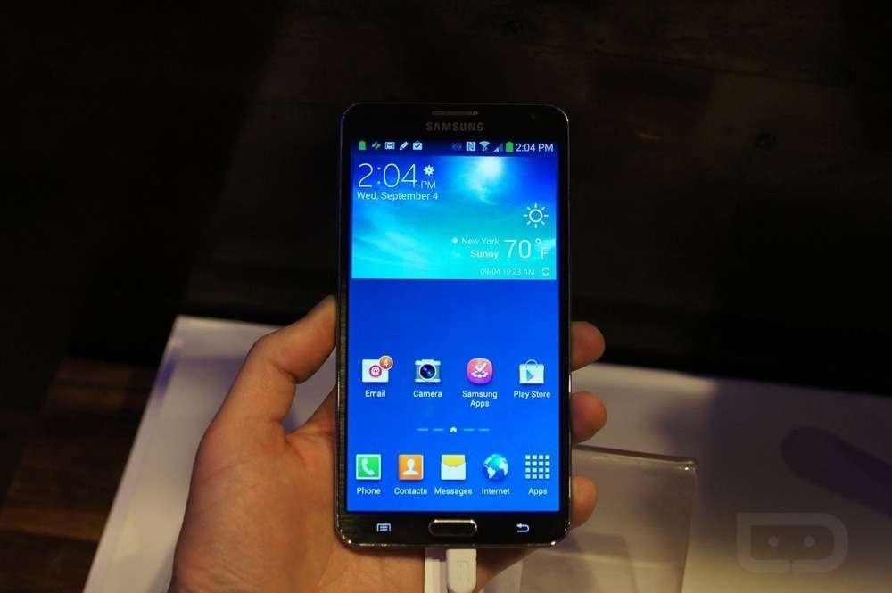 Samsung Galaxy Note 3 Kullan�c� Yorumlar� ( �lk Bak�� ve �nceleme )