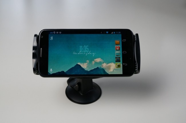 griffin car dock moto x