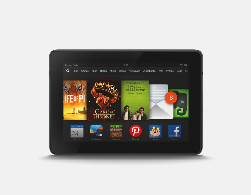 how to get snapchat on kindle fire hd