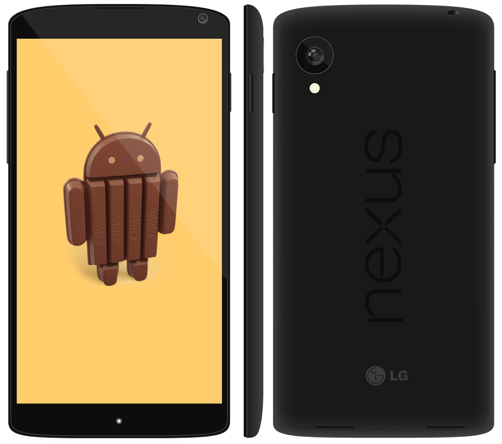 Android 4.4.1 Update For Nexus 5 For Smarter Camera Performance