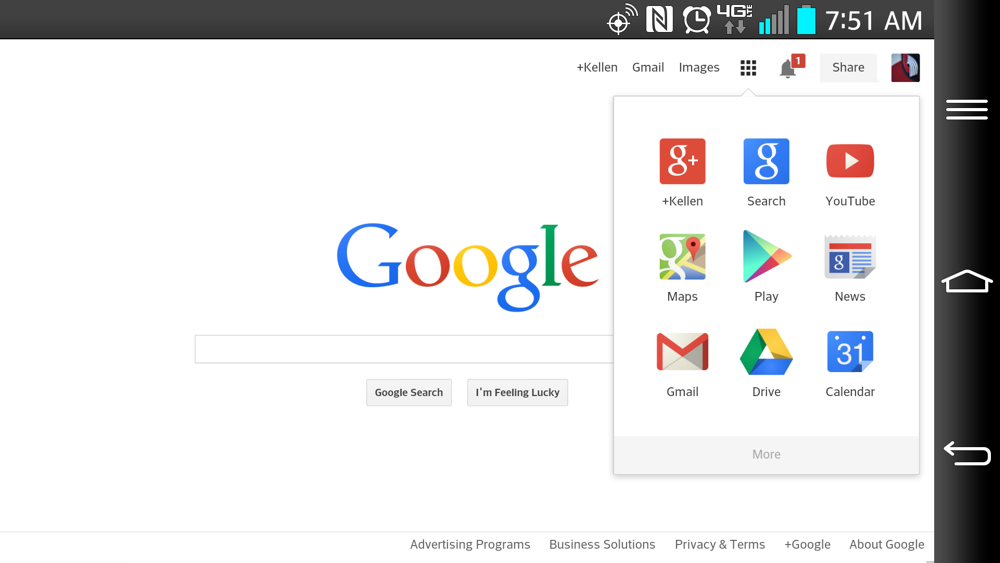 New Flattened, Minimal Google Homepage is Rolling Out ...