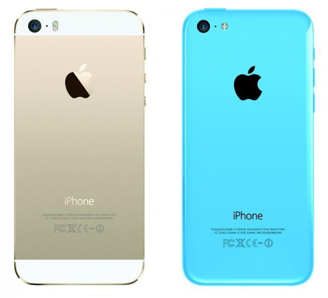 new iphone 5s 5c