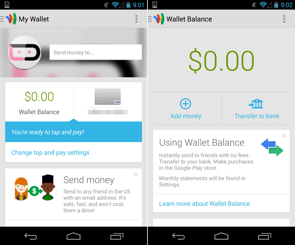 Hands-on With the New Google Wallet, Download Available