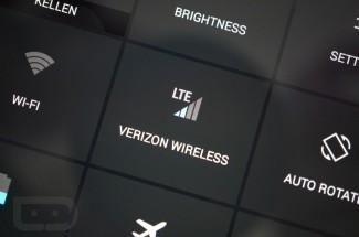 verizon LTE nexus7