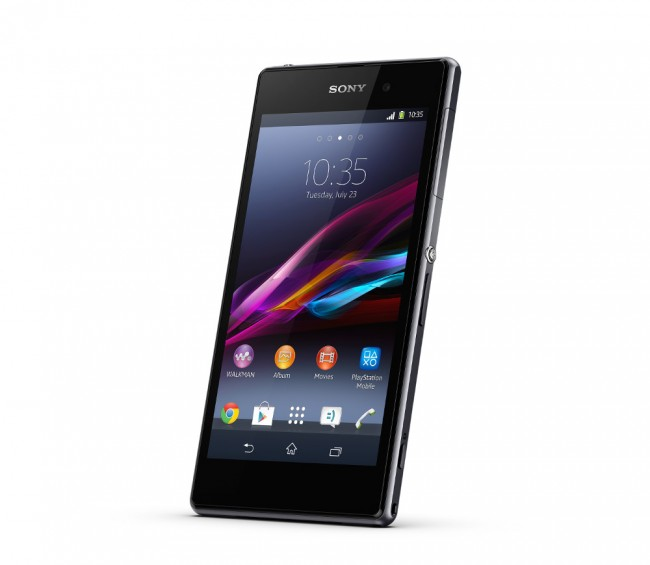 xperia z1 official