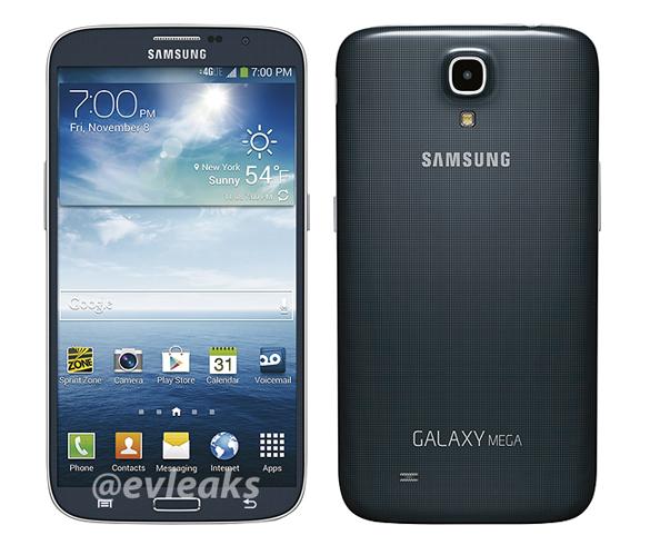 Galaxy Mega 6.3 Sprint