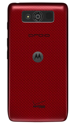 DROID Mini Red