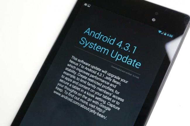 nexus 7 lte 4.3.1