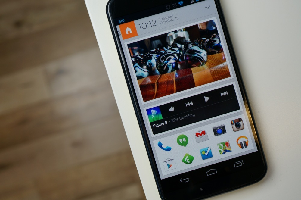 aviate launcher android