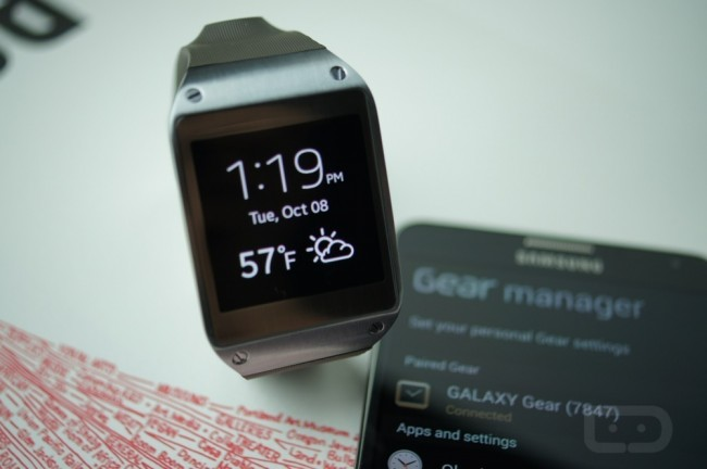 Review: Samsung Galaxy Gear Smartwatch