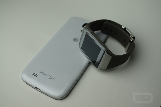 Galaxy S4 Galaxy Gear