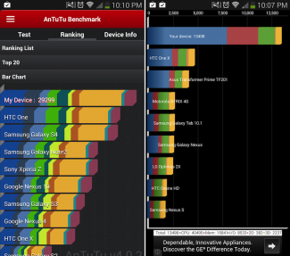 Note 3 benchmarks 2