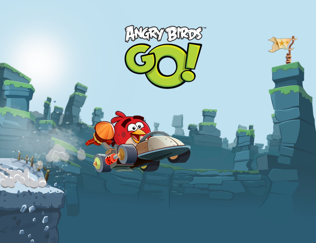 Angry Birds GO! Arrives December 10, Actually Looks Kind of Awesome