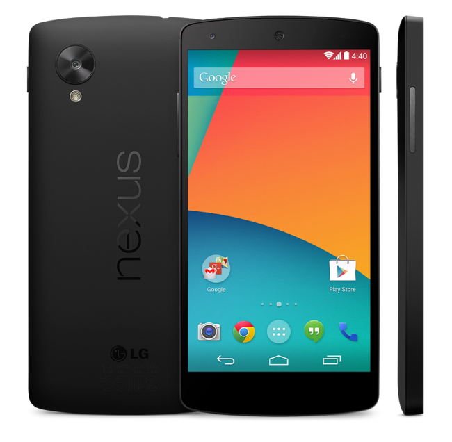 nexus 5 official big