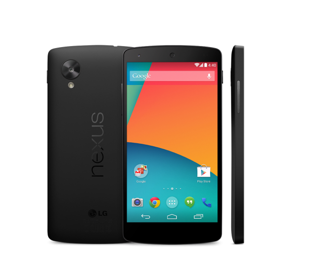 nexus 5 huge