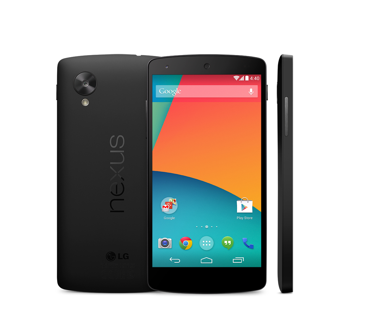 Nexus 5 Appears on Google Play! Starting Price of $349 (Updated)