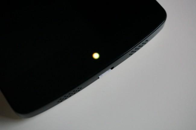 nexus 5 notification light