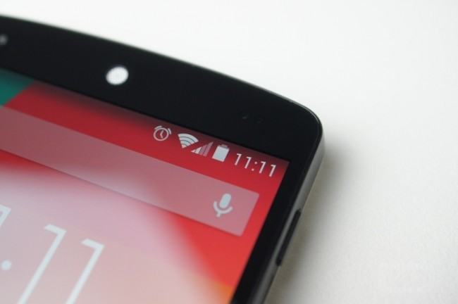 Kit Kat and Nexus 5 Support Battery Percentage Monitoring ...