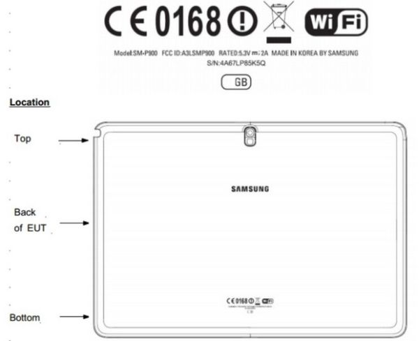 Galaxy Note 12.2