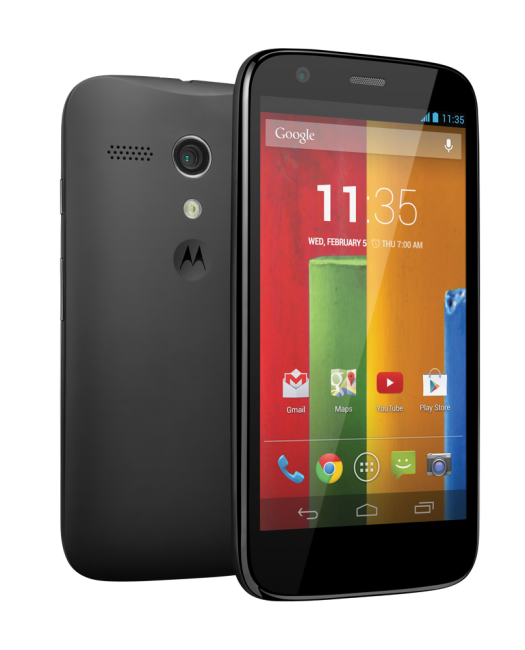 moto g official