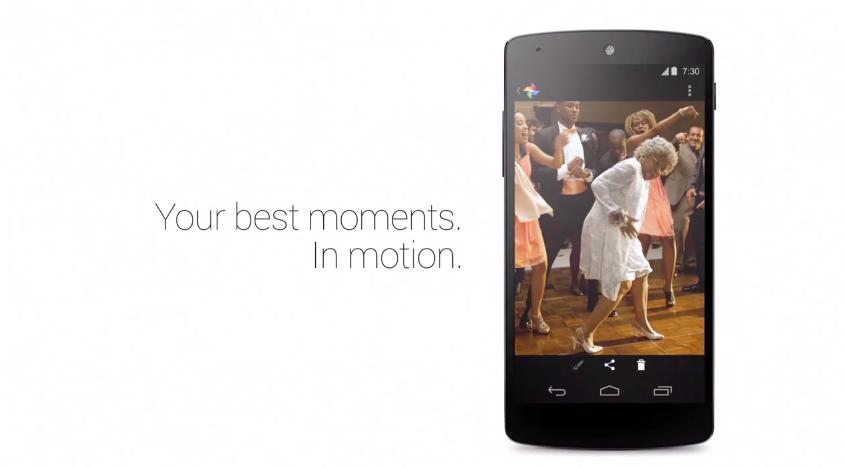 Nexus 5 Ad