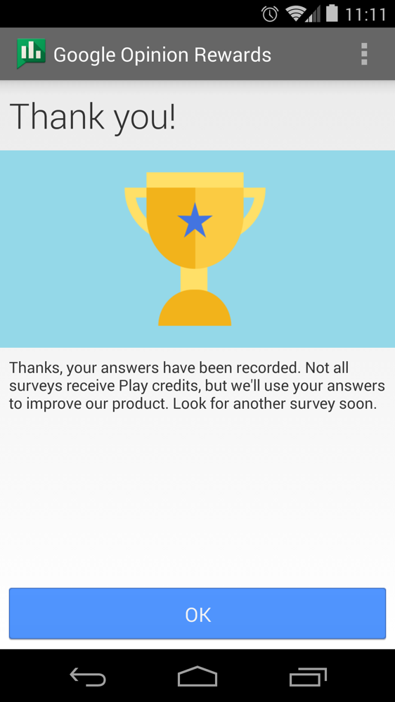 Google Releases Google Opinion Rewards App to Android ...