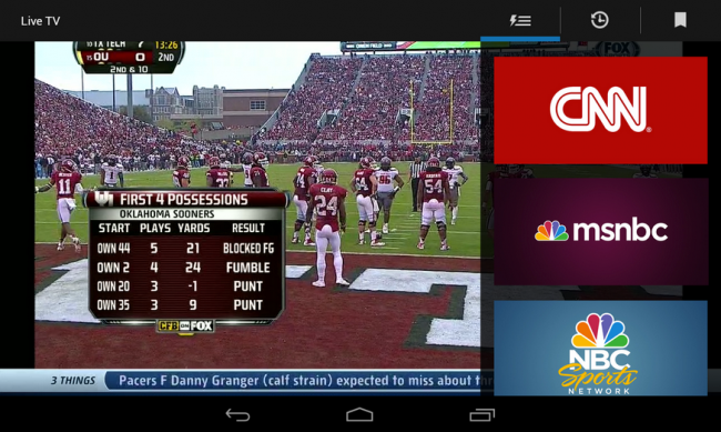 Xfinity TV Player Rebranded TV Go, Adds Ability to Watch Live TV