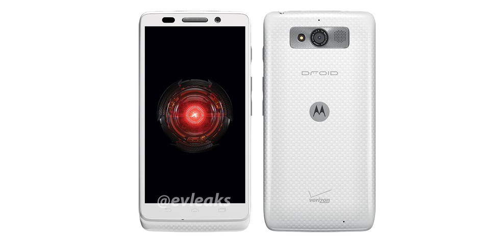 droid mini white