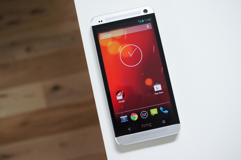 Hands on: what the htc one (m8) google play edition is actually.