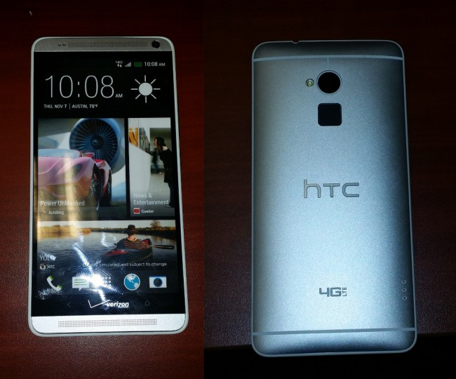 htc one max verizon