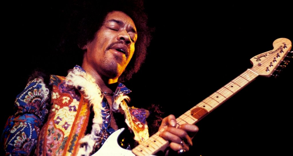 Happy B Day Jimi Hendrix