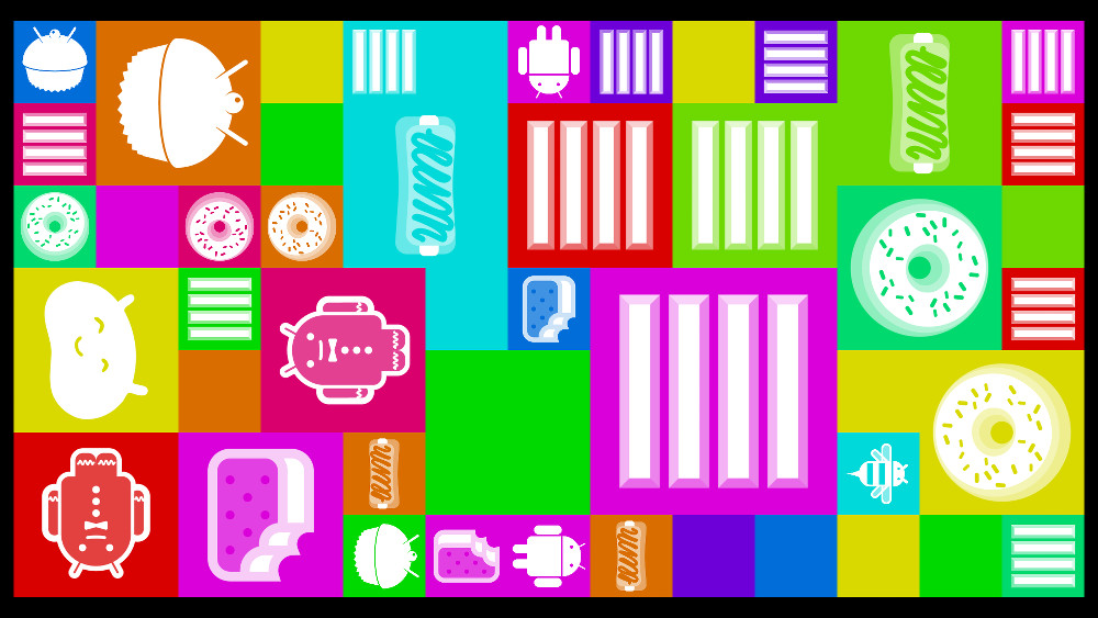 Android Kit Kat Easter Eggs