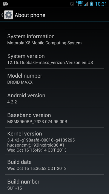 Camera-improving Update Now Rolling Out to DROID MAXX, ULTRA, and Mini Owners