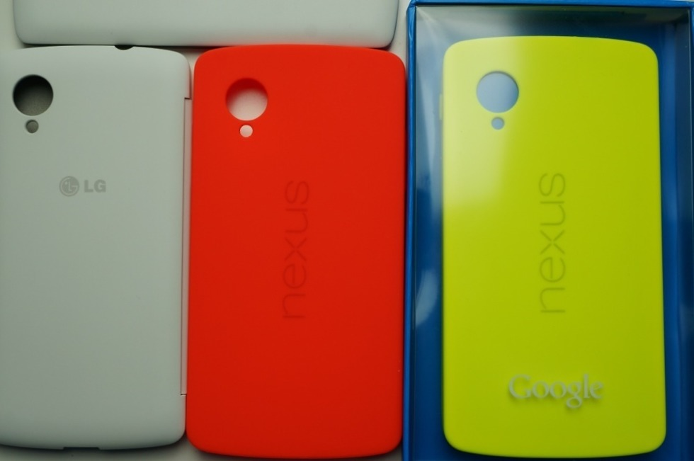 new product cba6a 2af6f Quick Look: Official Nexus 5 Bumper and Quick Cover Cases – Droid Life