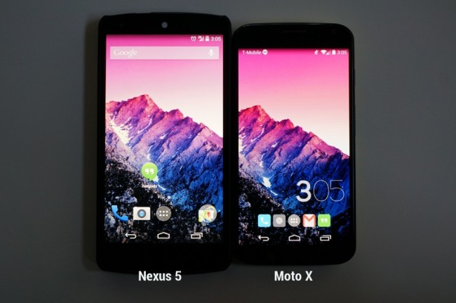 nexus 5 display compare3
