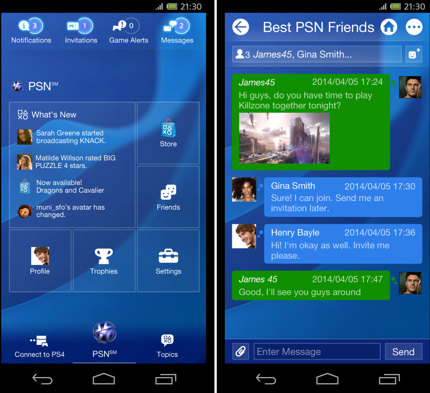 Sony Updates Official PlayStation Application to Get Ready