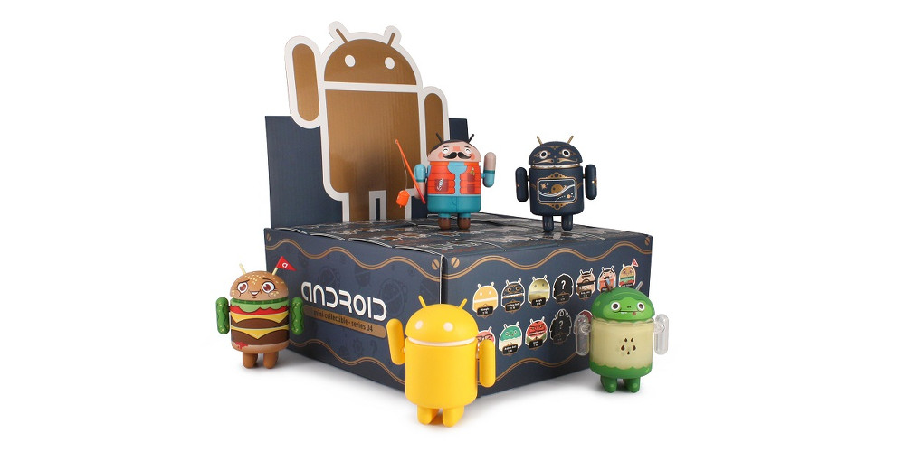 series 04 android collectibles