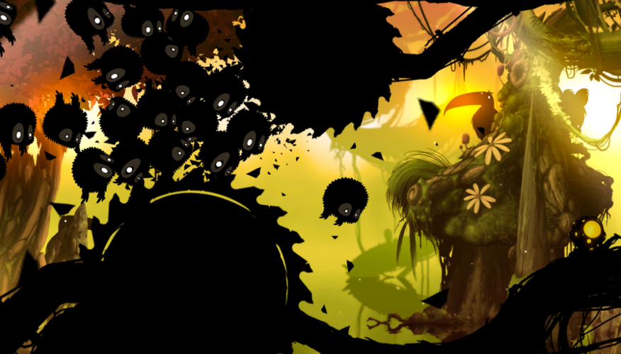 [JEUX ANDROID] Vous êtes peut être passer à côter...Numero 2. BADLAND_and_Ridiculous_Fishing_Released_to_Google_Play___Droid_Life