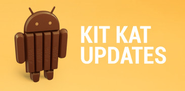 KIT KAT Updates