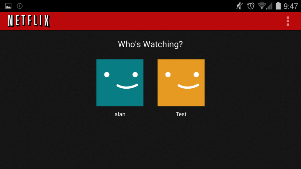 Netflix Update v3 1 0 on Android Adds Profile Support – Droid Life