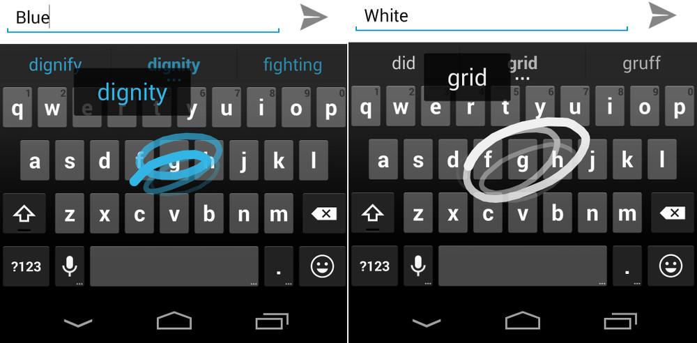 theme google keyboard