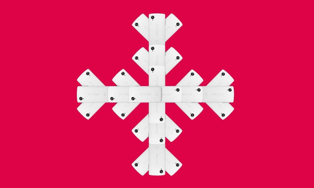 nexus 5 snowflake