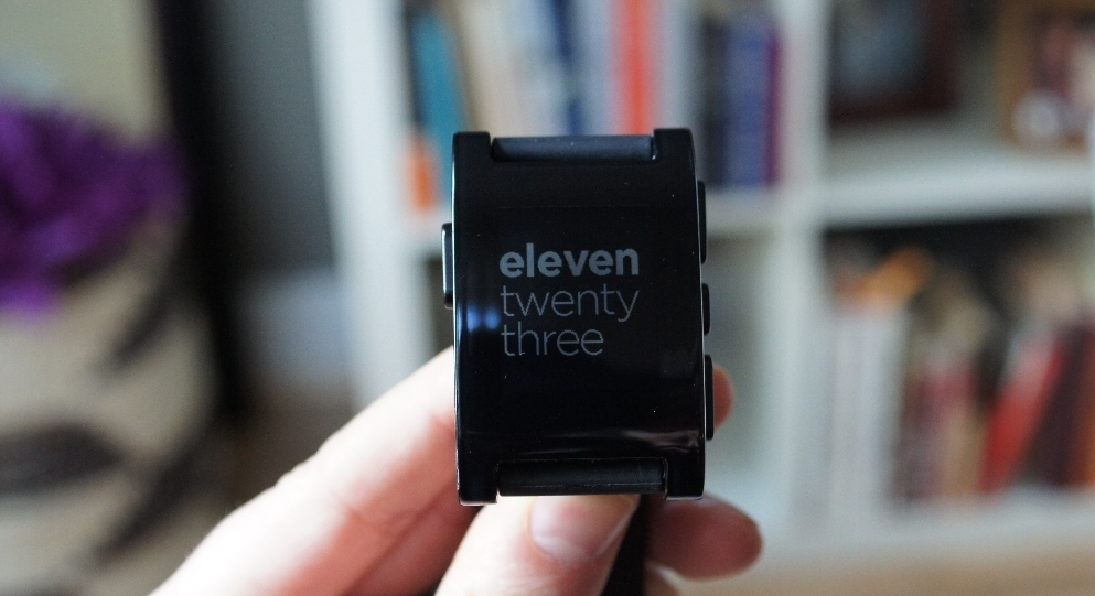 pebble smartwatch4