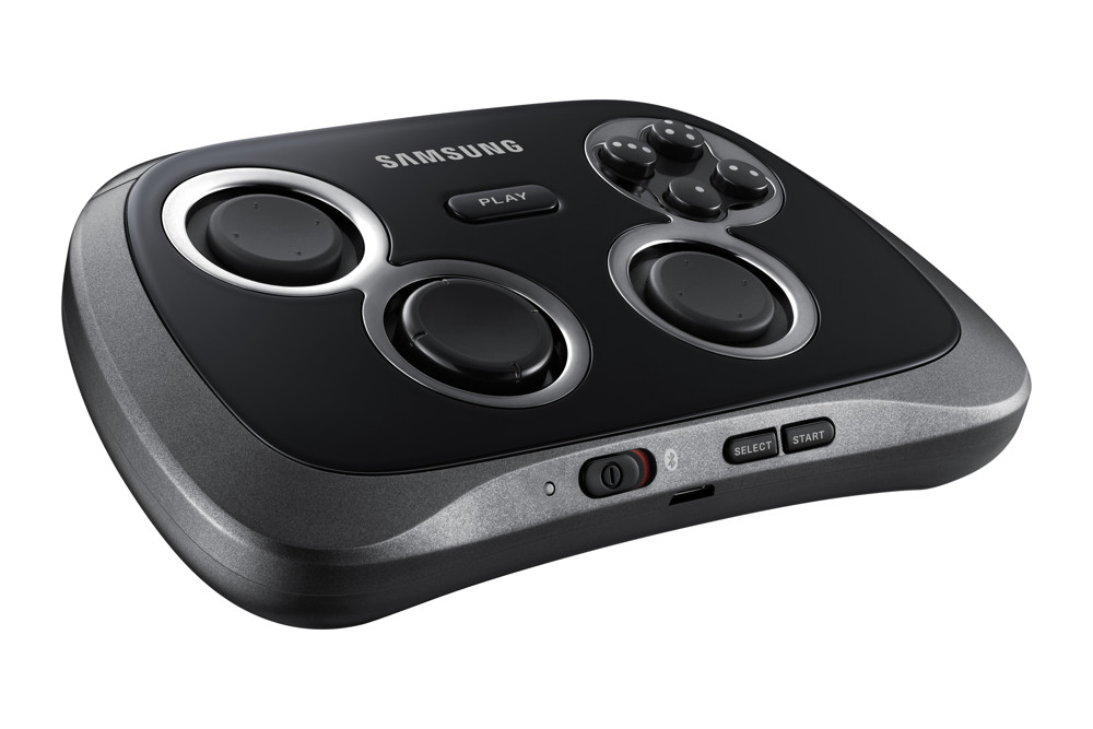 samsung bluetooth gamepad samsung announces the smartphone gamepad a bluetooth gaming controller that is coming soon