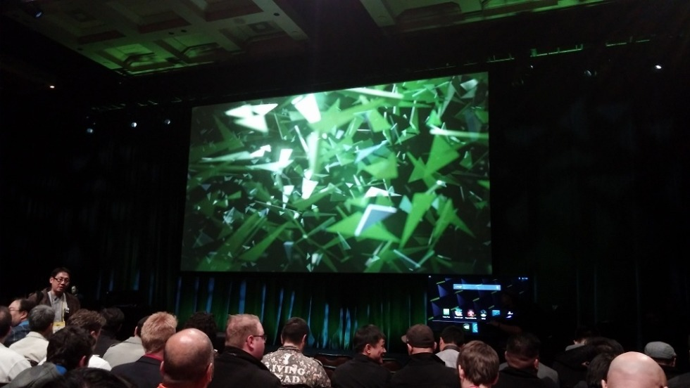 LIVE: NVIDIA Press Event CES 2014 – Droid Life