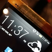 htc one gold 18k