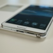 galaxy note 3 s-view flip cover wireless charging